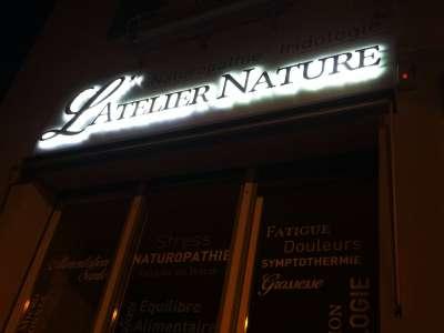 Atelier nature nuit